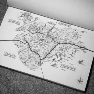 othersides karte im taschenbuch